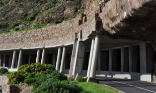 CHAPMAN'S PEAK DRIVE UPGRADES