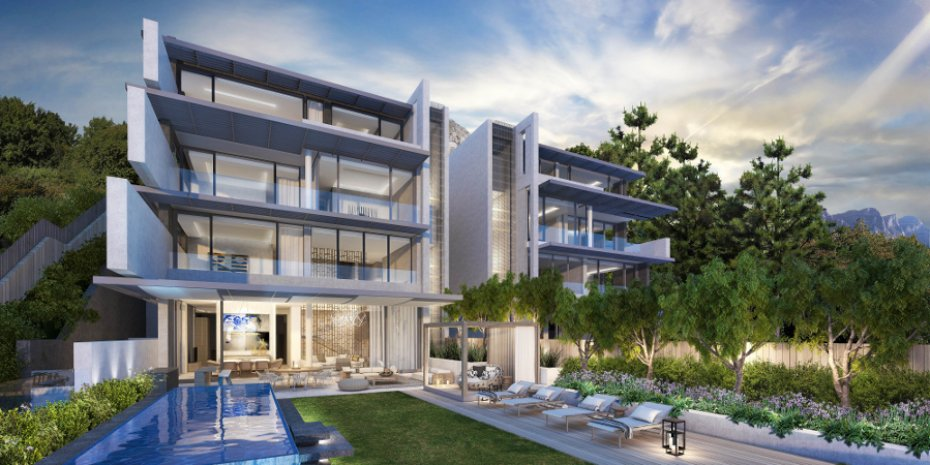 CLIFTON TERRACES LUXURY APARTMENTS